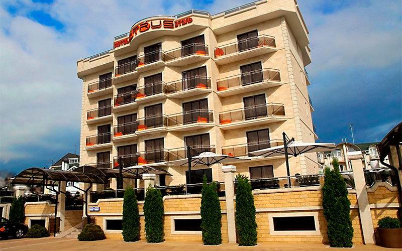 Отель Цитрус Адлер 4*